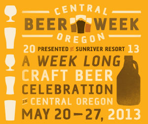 2013 Central Oregon Beer Week, presented by Sunriver Resort
