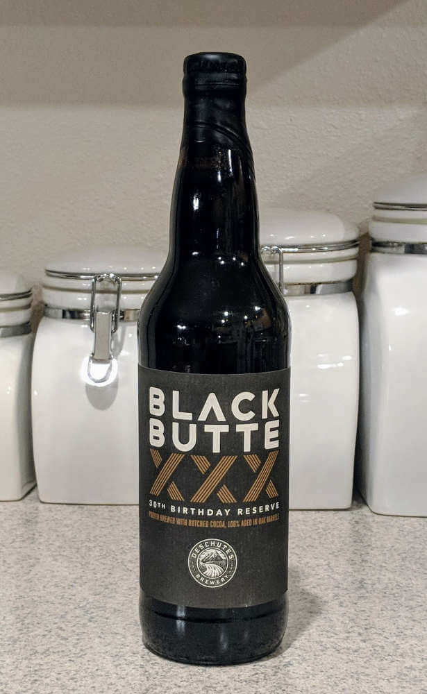Received Deschutes Brewery Black Butte Xxx The Brew Site