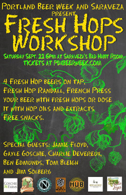 Fresh Hops Workshop