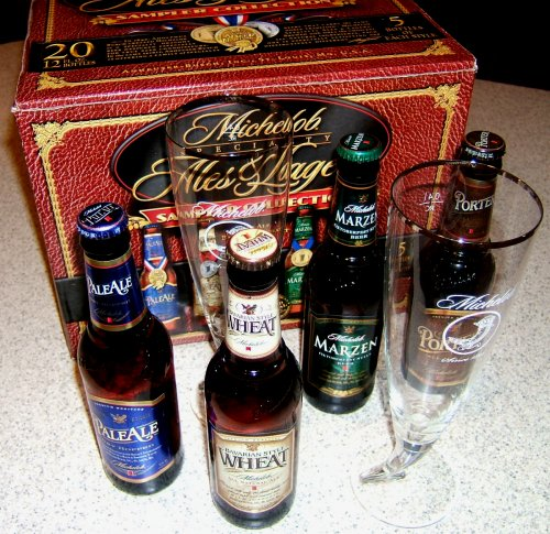 Michelob Specialty Sampler Collection The Brew Site