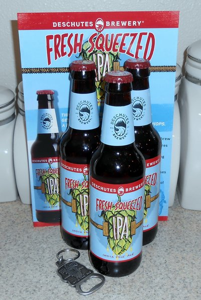 Received Deschutes Fresh Squeezed Ipa 12 Oz Bottles