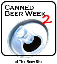 Canned Beer Week 2